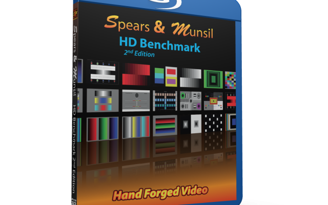 Spears & Munsil HD Benchmark, 2nd Edition