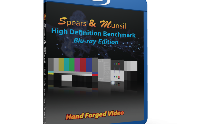 Spears & Munsil High Definition Benchmark, Blu-ray Edition